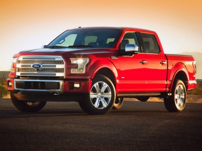 2015 Ford F-150 Truck of Texas