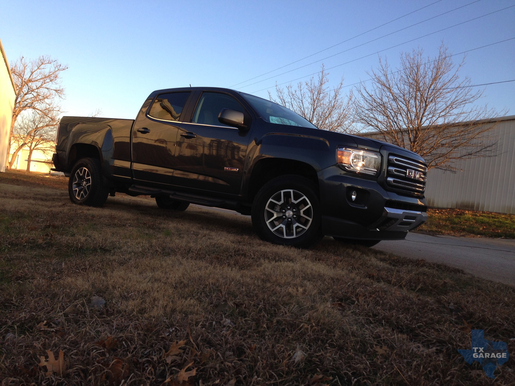 The 2015 GMC Canyon by txGarage