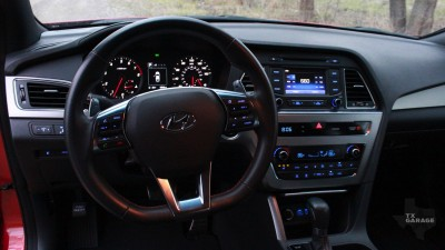 Our week with the Hyundai Sonata Sport 2.0T | | txGarage