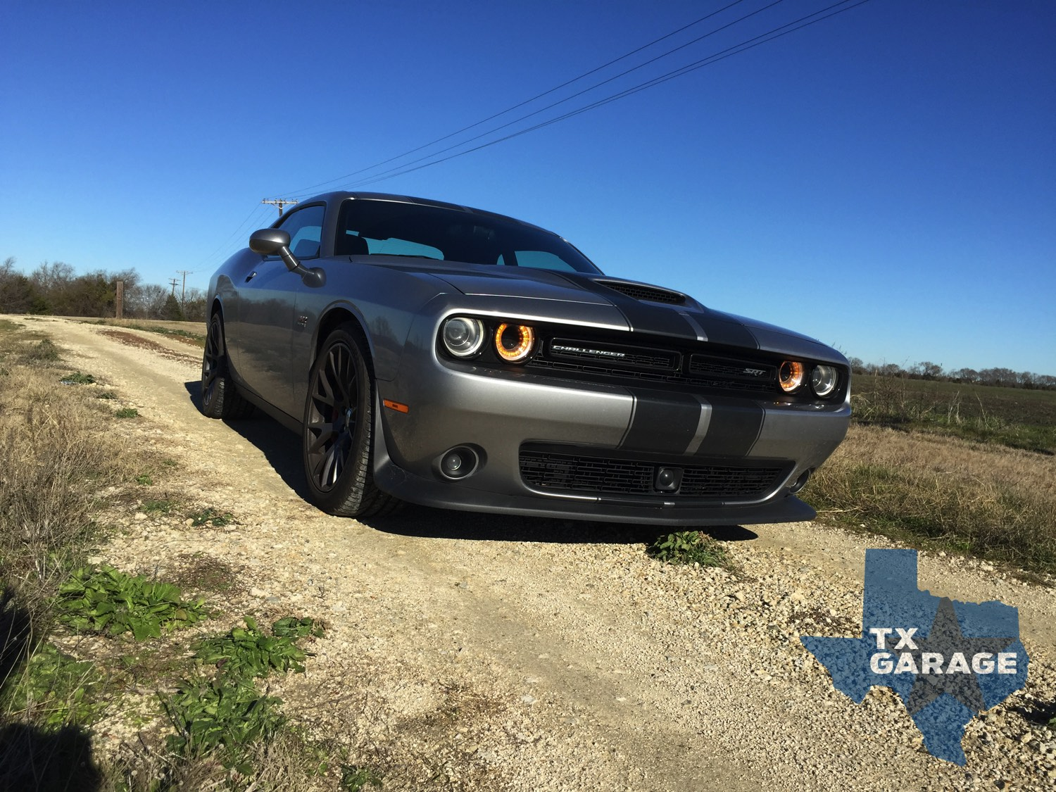 The 2015 Dodge Challenger SRT 392