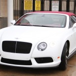 2015 Bentley Continental GT Convertible, named Supercar of Texas at the 2015 Texas Auto Roundup