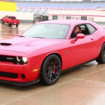 2015 Dodge Challenger SRT Hellcat - named The 2015 Performance Coupe of Texas at the 2015 Texas Auto Roundup