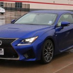 The 2015 Lexus RC F - Performance Coupe at the 2015 Texas Auto Roundup