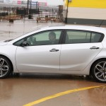 The 2015 Kia Forte 5 SX - Named The 2015 Sub-Compact Car of Texas at the 2015 Texas Auto Roundup