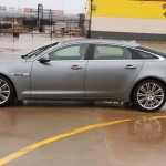 The 2015 Jaguar XJ-L Long Wheelbase at the 2015 Texas Auto Roundup