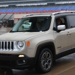 The 2015 Jeep Renegade at the 2015 Texas Auto Roundup