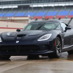 The 2015 SRT Viper GTS at the 2015 Texas Auto Roundup