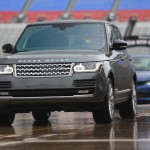The 2015 Land Rover Range Rover Sport Supercharged at the 2015 Texas Auto Roundup