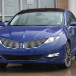 The 2015 Lincoln MKZ Black Label Modern Heritage Theme - Named The 2015 Best New Interior of Texas at the 2015 Texas Auto Roundup