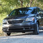 2014 Chrysler Town & Country 30th Anniversary