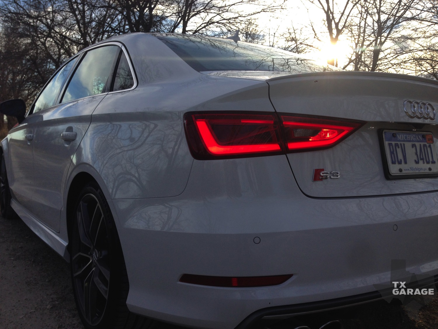 Our week with the hot-white Audi S3 Sedan | | txGarage