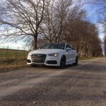 The 2015 Audi S3 Sedan