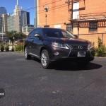 The 2015 Lexus RX 350
