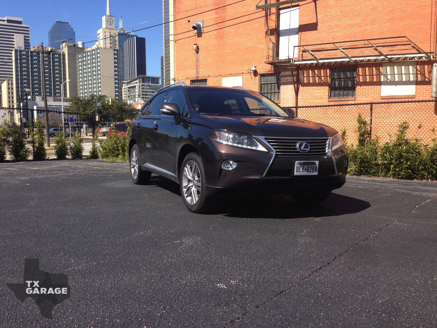 The 2015 Lexus RX 350