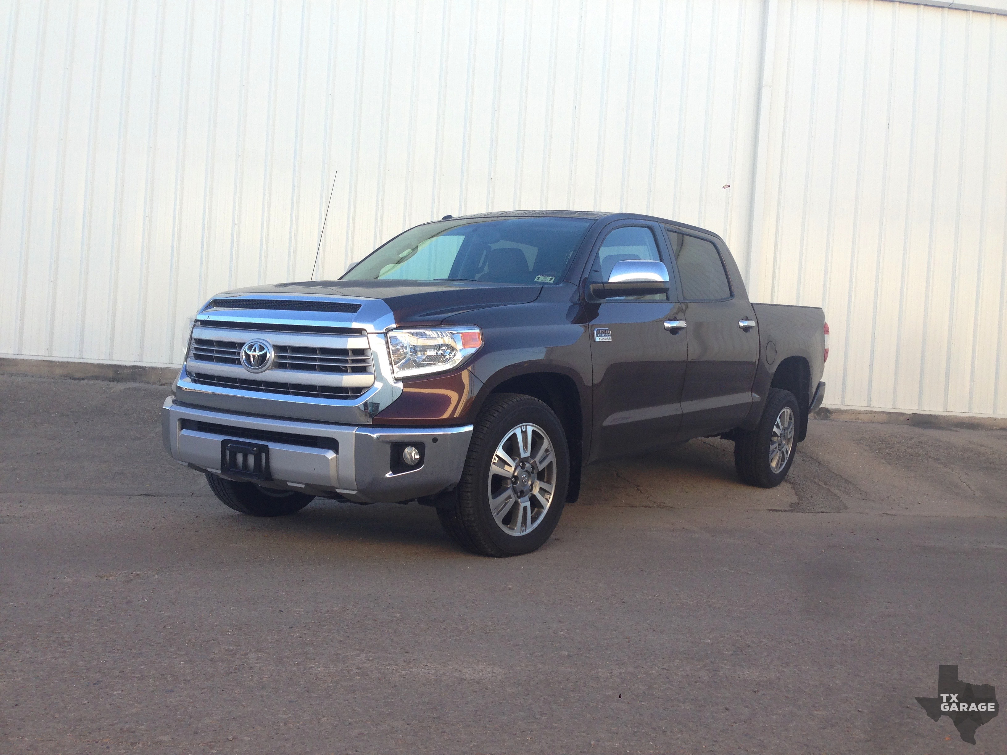 The 2015 Toyota Tundra 1794