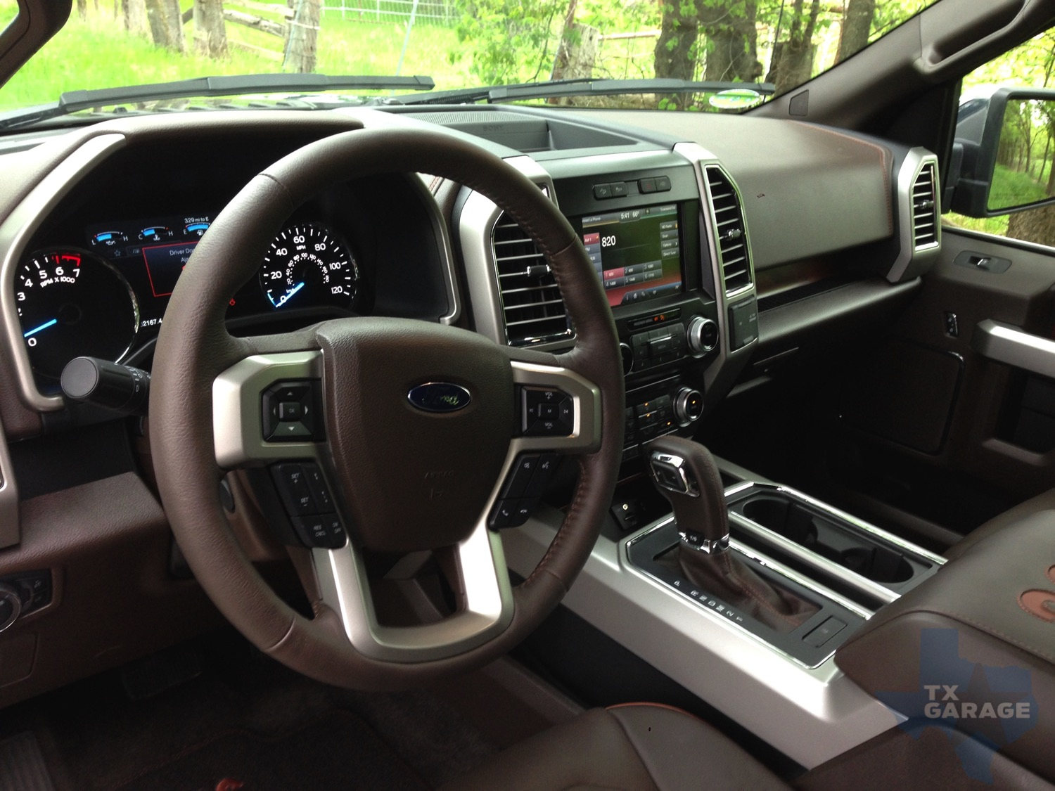 Our Week with the 2015 Ford F150 4x4 SuperCrew King Ranch  txGarage