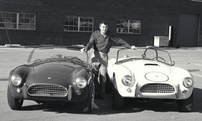 WHILE THE COBRA WAS BORN IN CA, CARROLL SHELBY NEVER TRULY LEFT EAST TEXAS