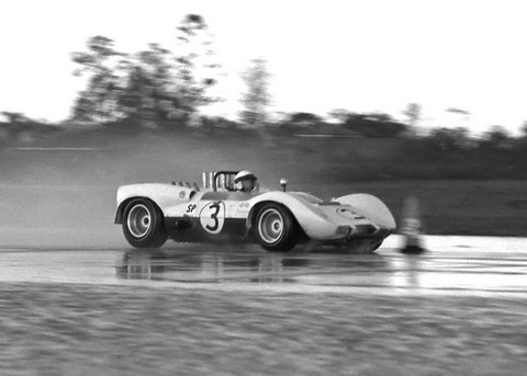 DESPITE ITS MIDLAND LOCATION, JIM HALL'S CHAPARRAL LONG SERVED AS THE EPICENTER OF TEXAS PERFORMANCE