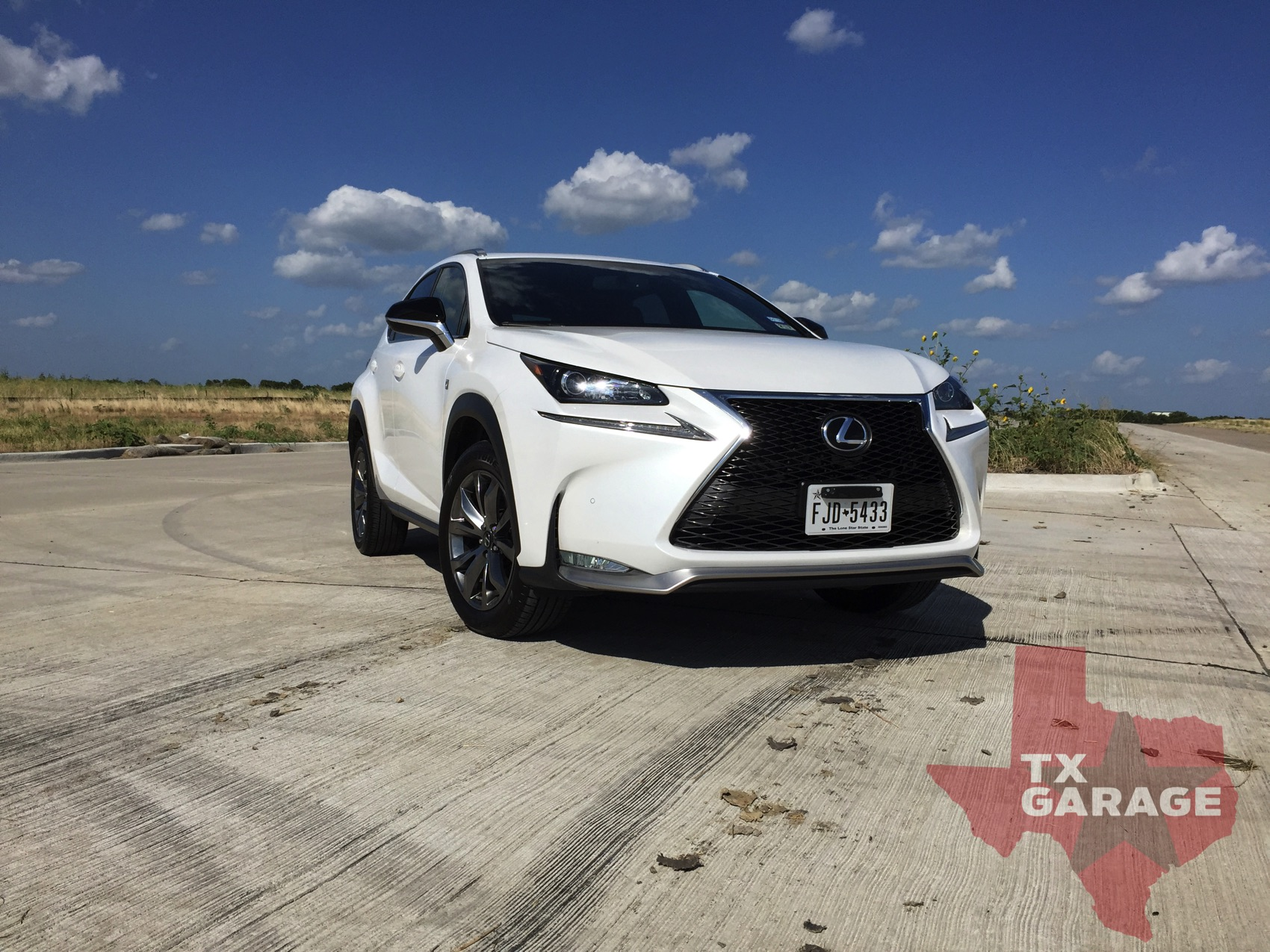 The 2015 Lexus NX 200t F-Sport by txGarage