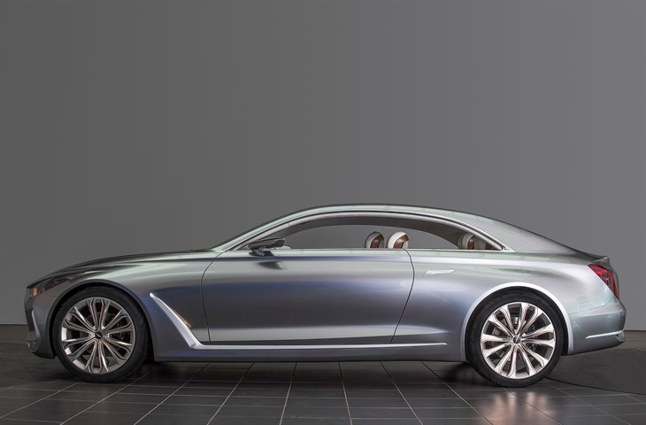 Vision G Coupe Concept