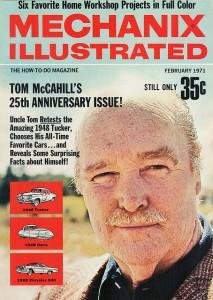 Tom McCahill MI