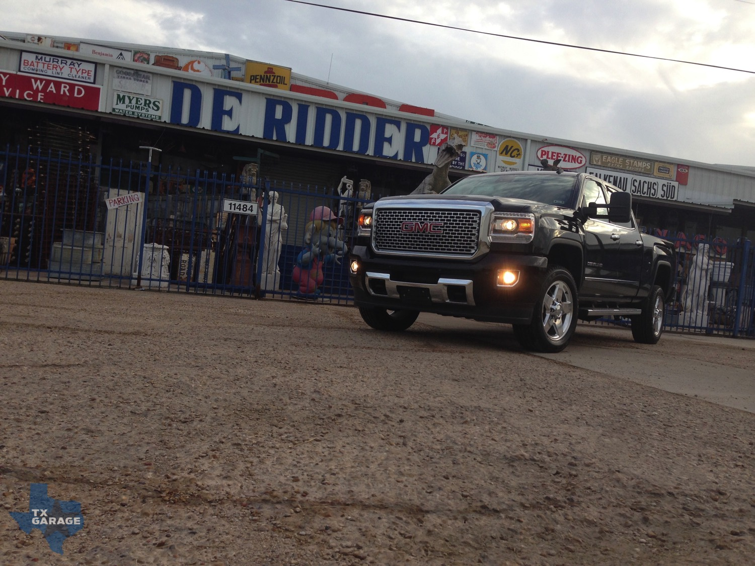 The 2015 GMC Sierra Denali 2500