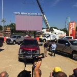 Ford shows off the 2017 F-Series Super Duty
