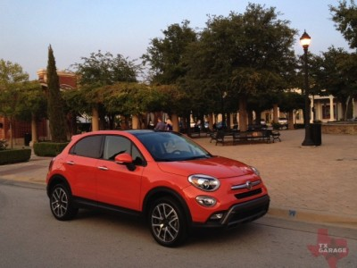 The 2016 Fiat 500x by txGarage