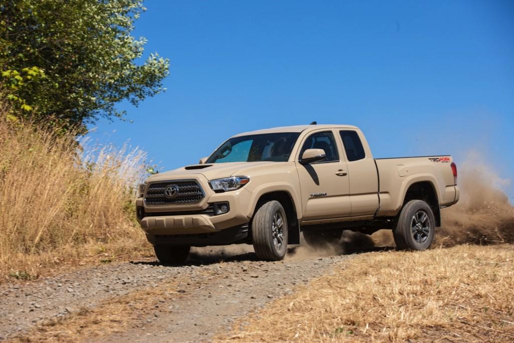 All-New Toyota Tacoma