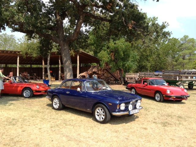 The Italian CarFest in Grapevine