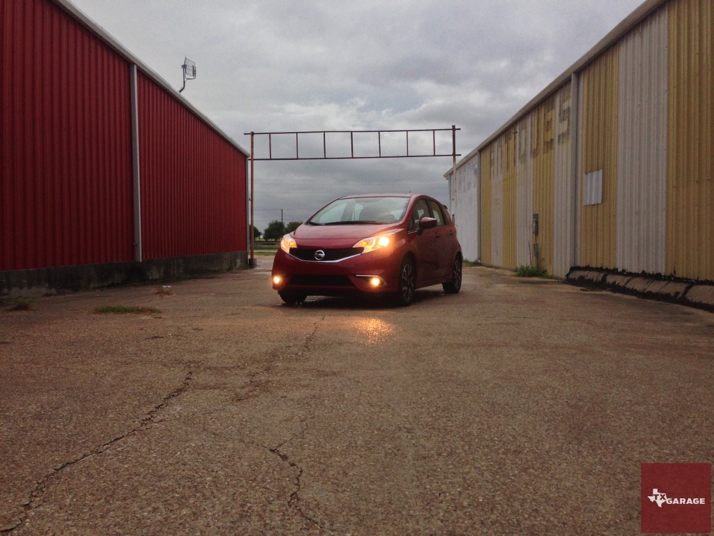 The 2015 Nissan Versa Note by txGarage