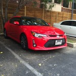 The 2015 Scion tC TRD by txGarage