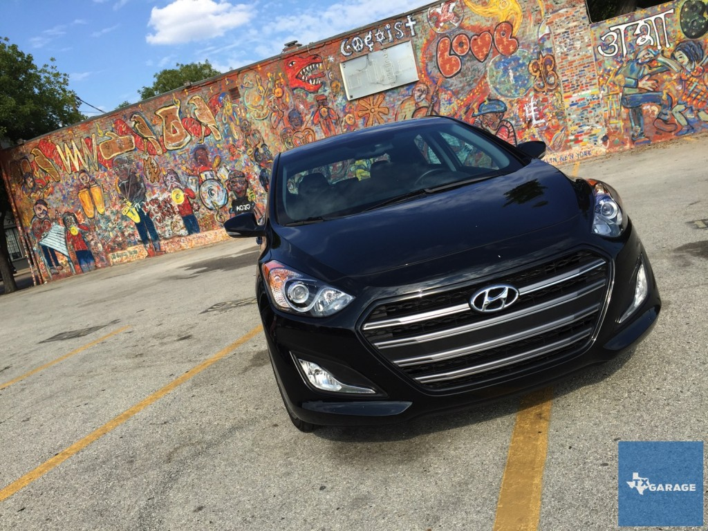 The 2016 Hyundai Elantra GT by txGarage