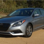 The 2016 Hyundai Sonata Hybrid
