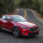 The 2016 Mazda CX-3 | Mazda's all-new CUV