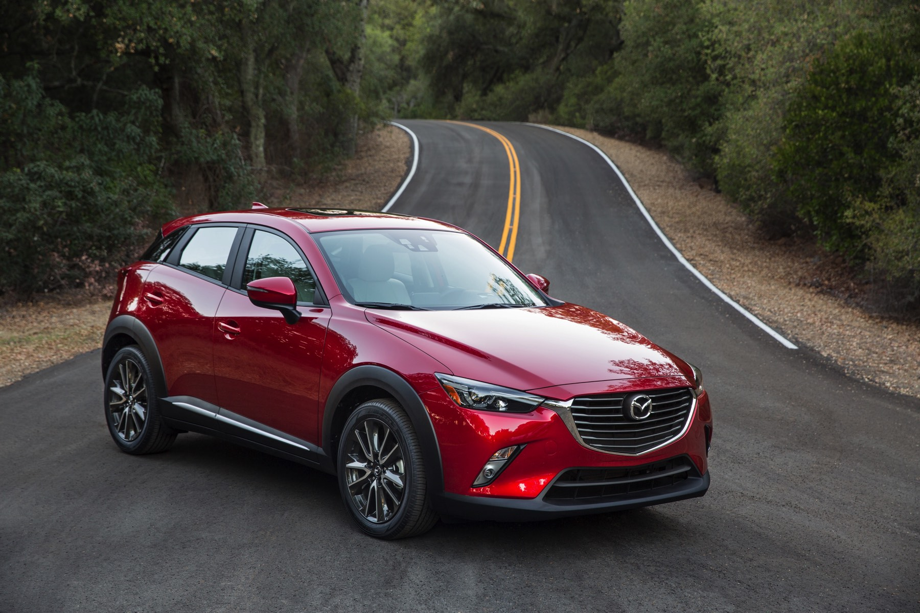 The 2016 Mazda CX-3 | Mazda's all-new CUV