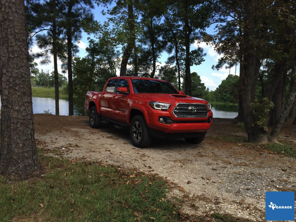 The all-new 2016 Toyota Tacoma Houston Preview with txGarage.