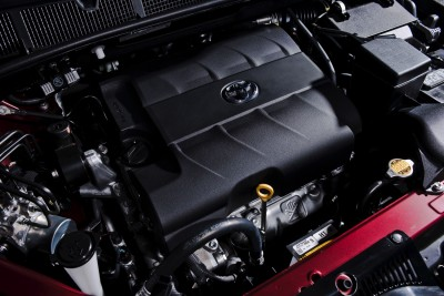 Under the hood of the Sienna is a 3.5-liter V6 engine and a 6-speed automatic transmission.