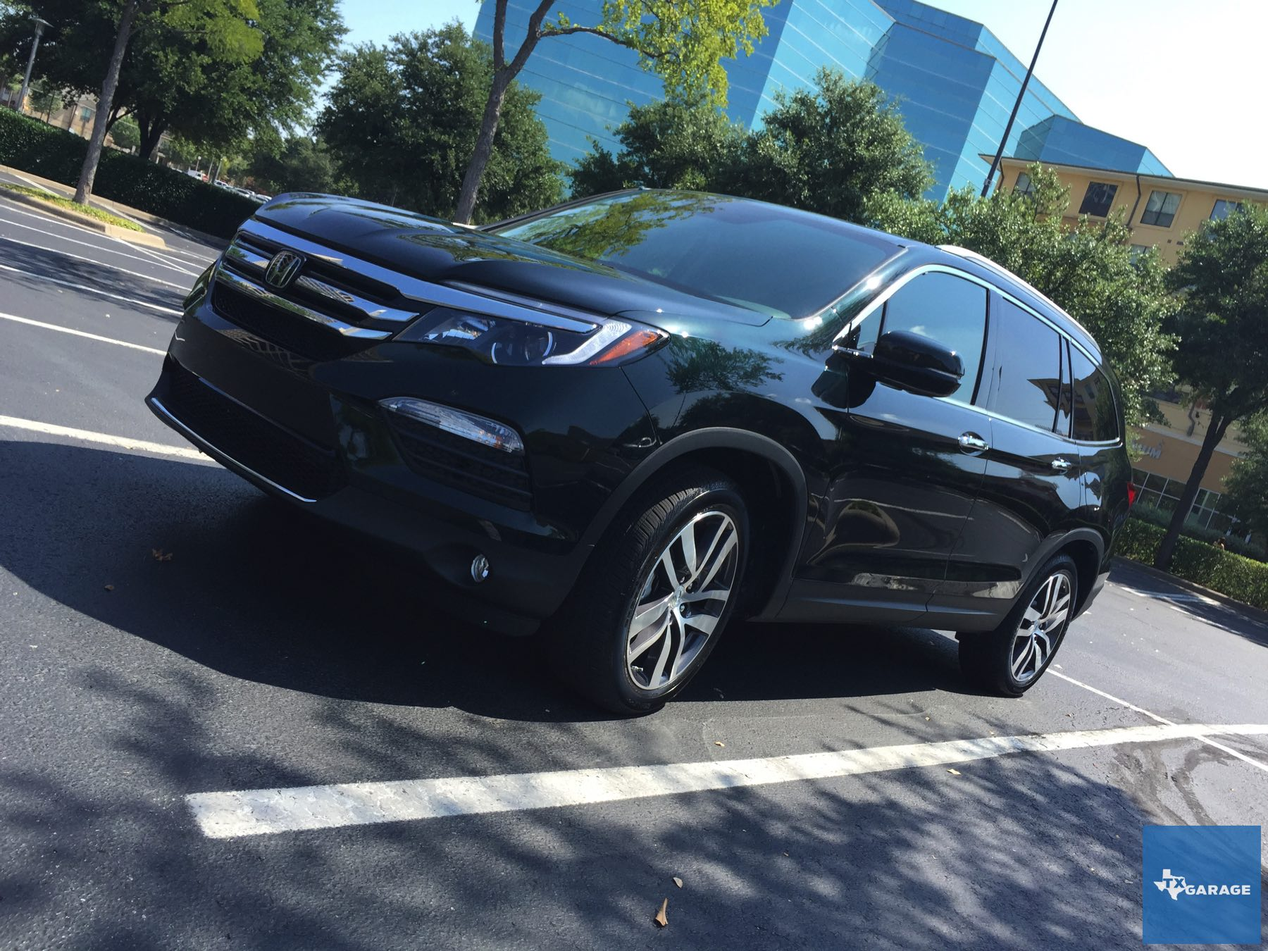 The 2016 Honda Pilot by txGarage