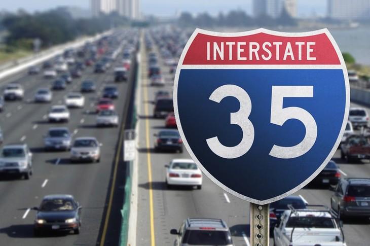I-35 Austin, TX