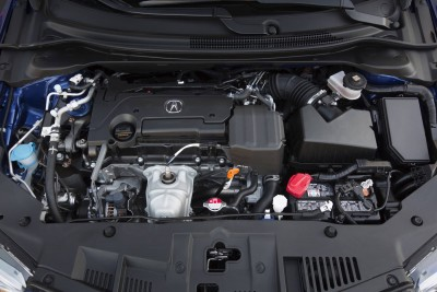 2.4-liter 4-cylinder engine  201-hp 180-lb-ft of torque 25 City / 35 Hwy