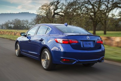 Sport of the Art - Acura ILX