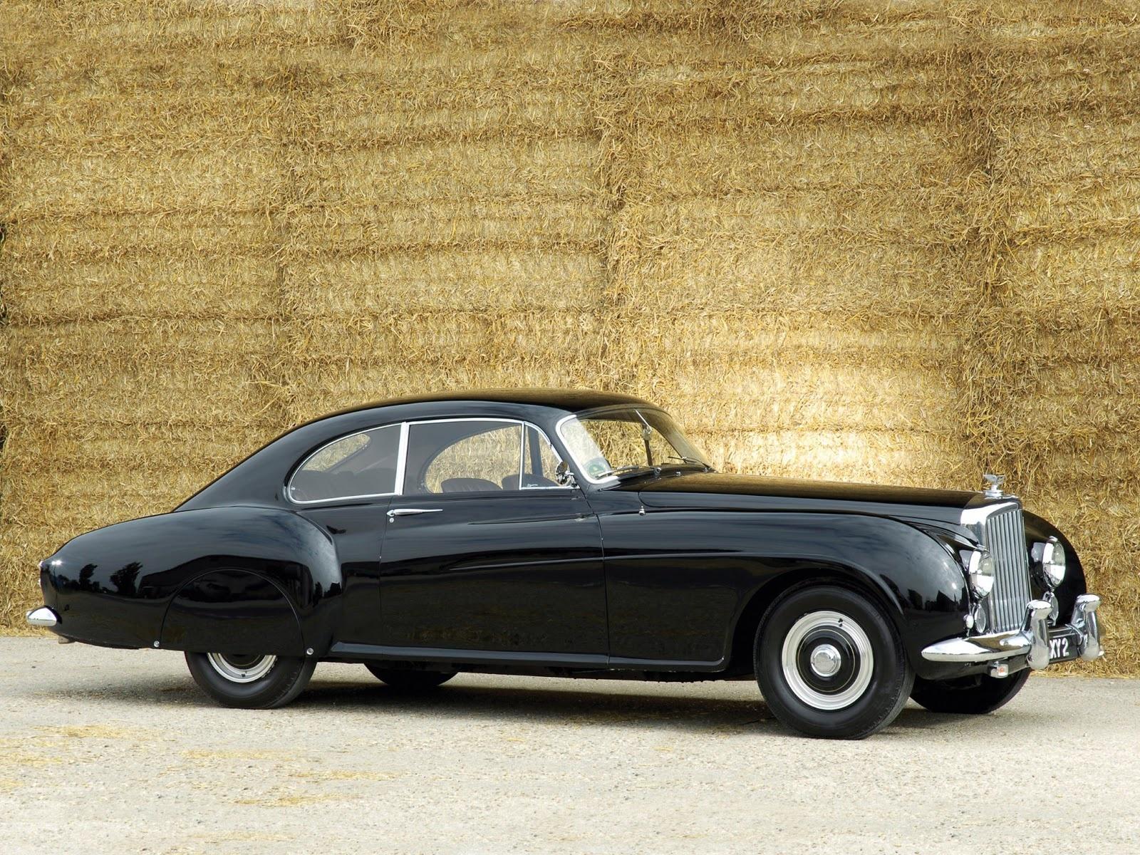 Bentley Continental R 1952