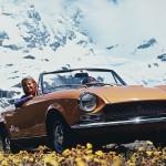 1967 Fiat 124 Spider