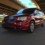 The 2015 Chrysler Town & Country - txGarage