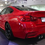 2016 BMW M4 Coupe Ferrari Red