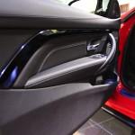 2016 BMW M4 Coupe Ferrari Red - interior door panel