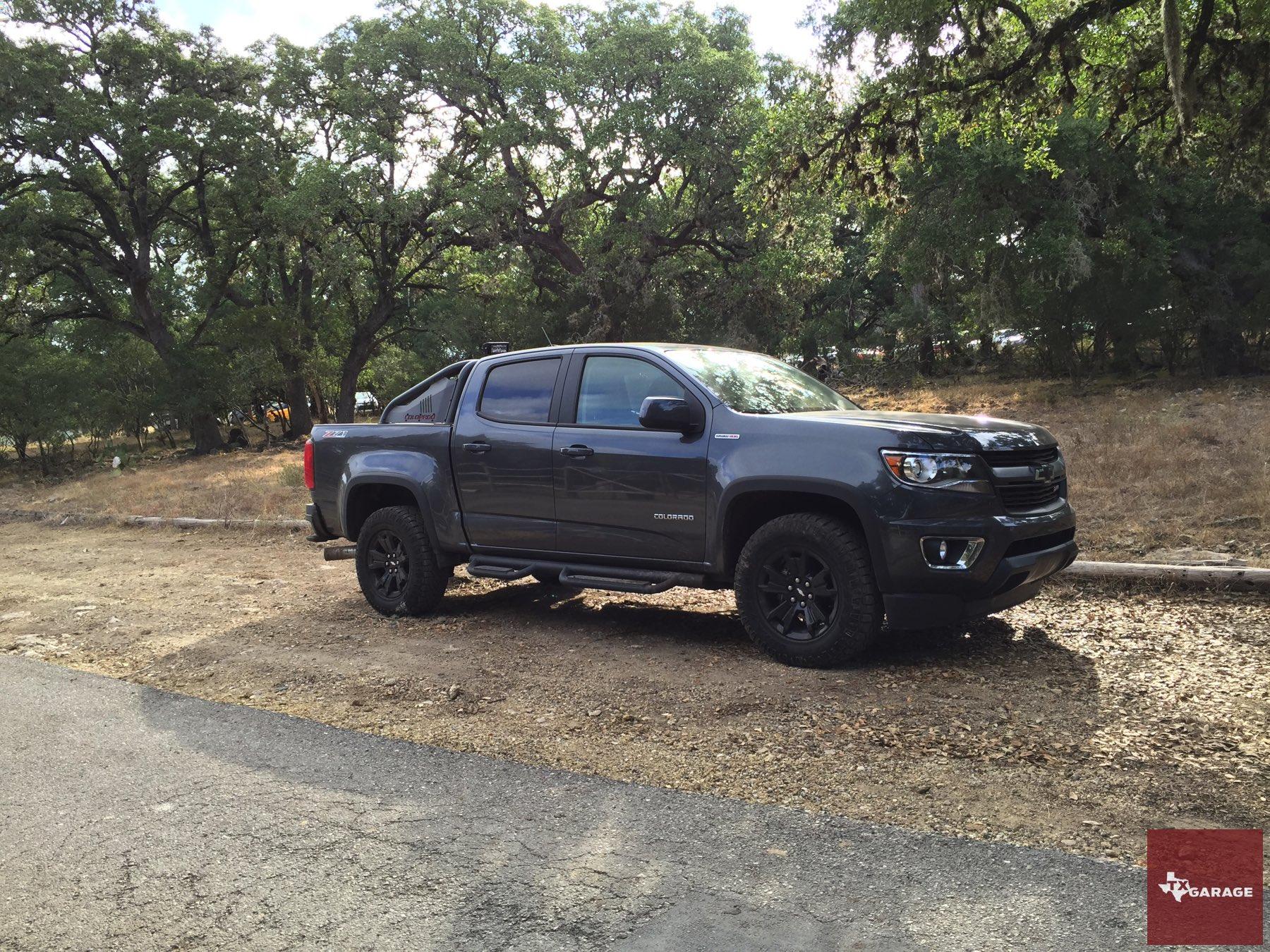 2016 Colorado Diesel Z71