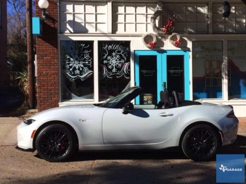 The 2016 Mazda MX5 Miata