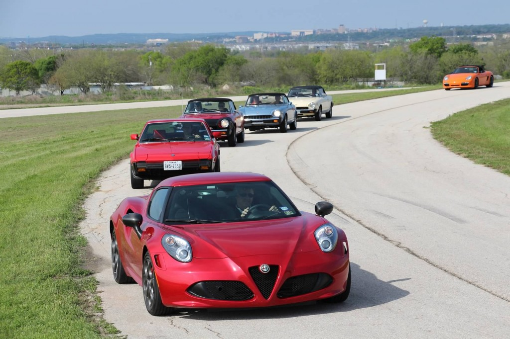 The Dfw Fiat Club And Its President Forever Young